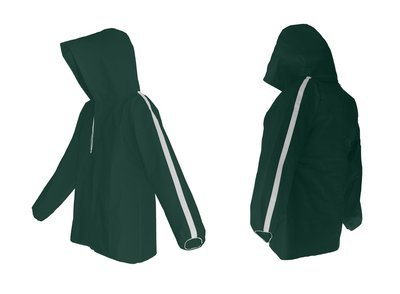 AllWeatherWare Waterproof Pullover For Men & Women | Green