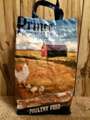 Market Bag (Chicken)