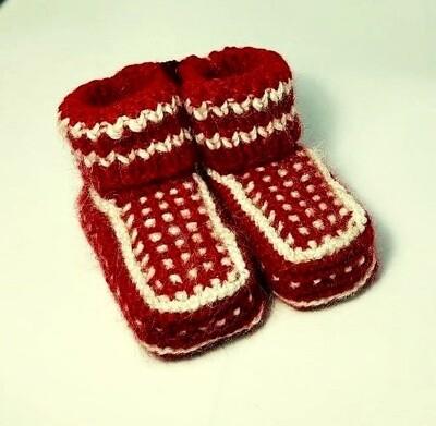 "Knit indoor slippers ""Abiem+""  kids"