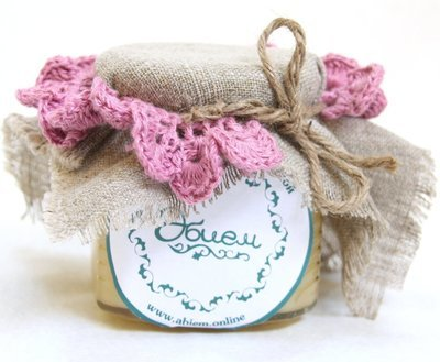 Мед цветочный в подарочной упаковке