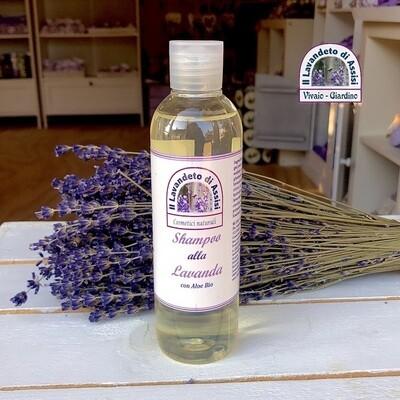 Shampoo Aloe e Lavanda 250 Ml