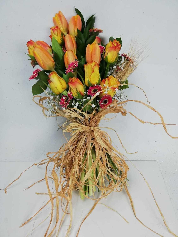 Bouquet Tulipani Sunrise