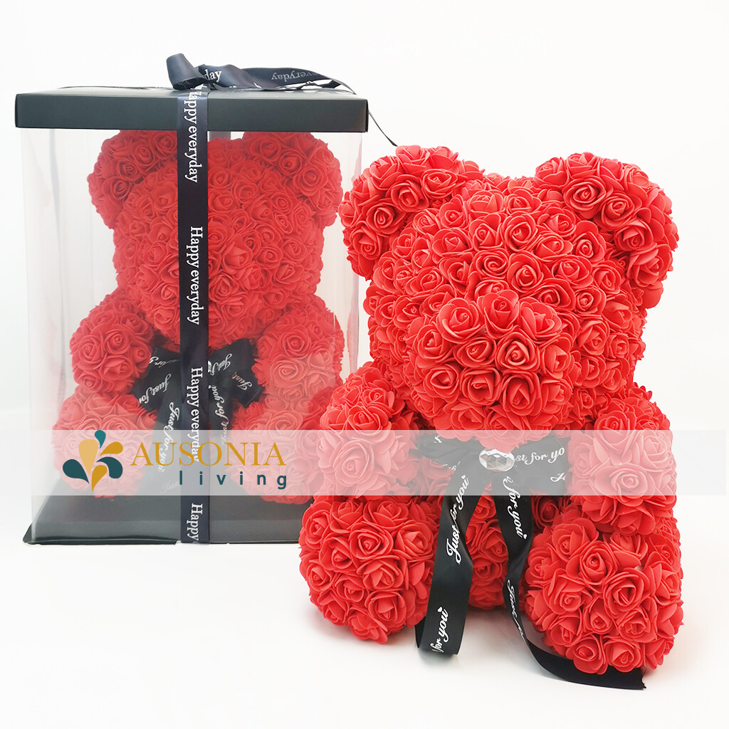 Teddy Rose  BIG Rosso