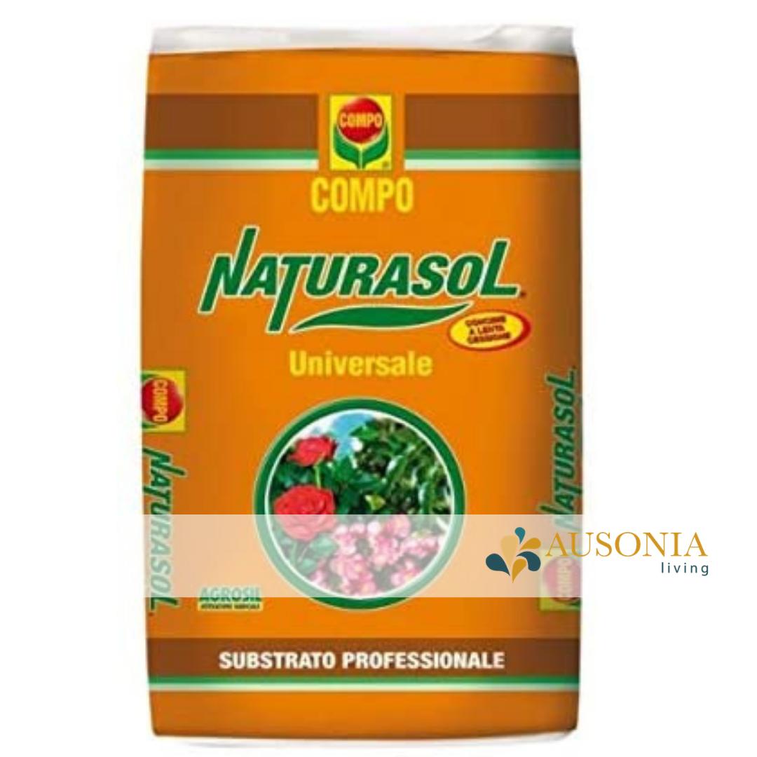Terriccio Universale COMPO NATURASOL 70l
