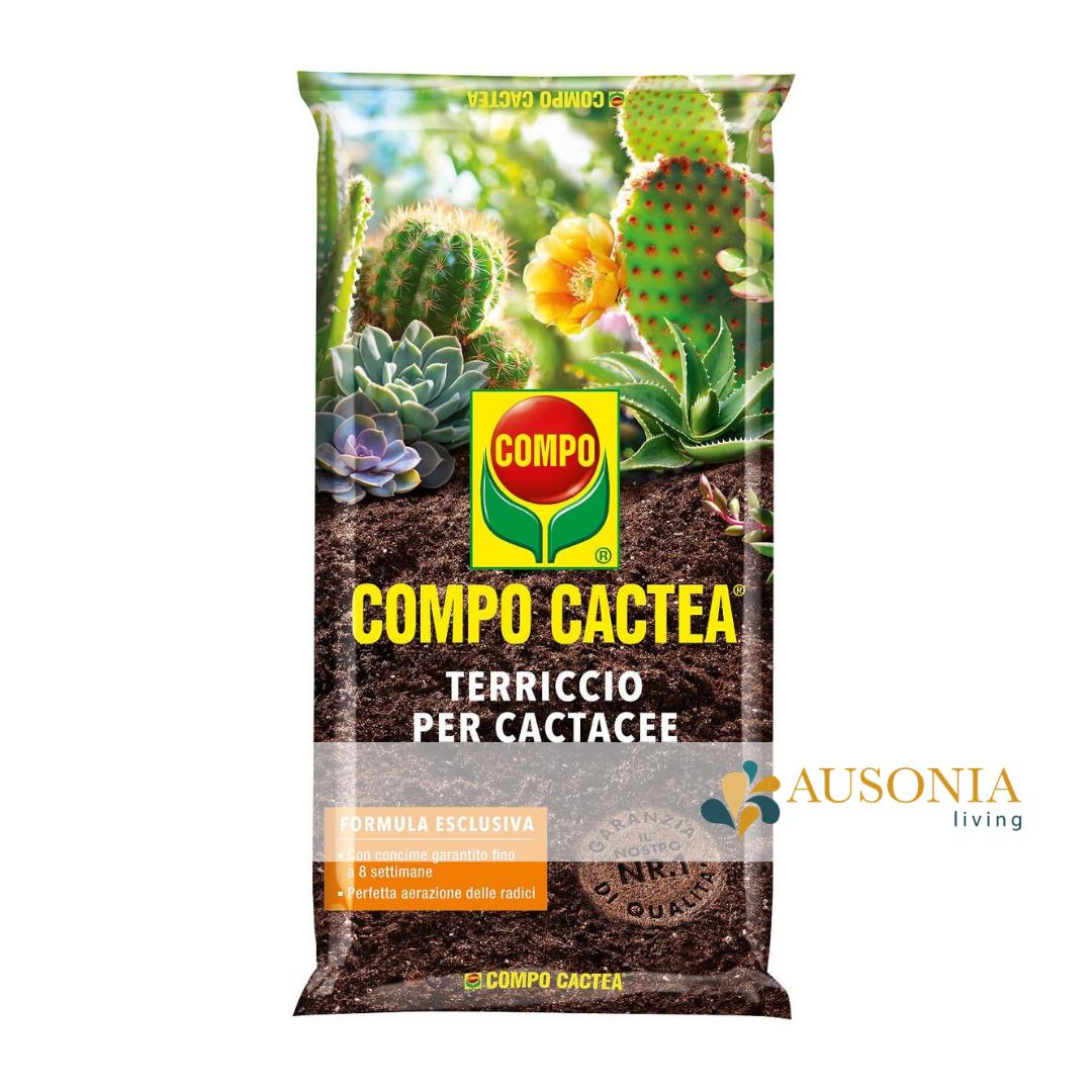 Terriccio per Cactacee COMPO SANA CACTEA 5l