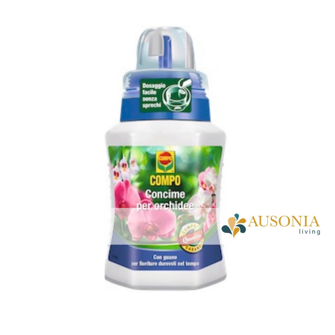 COMPO Concime per Orchidee 250 ml