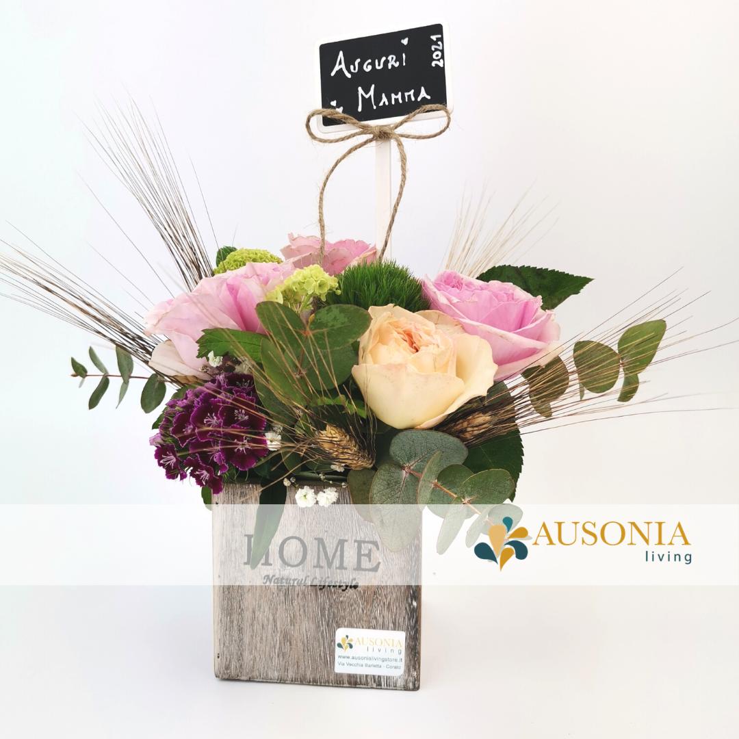 Vintage Flower Box Elisabetta II