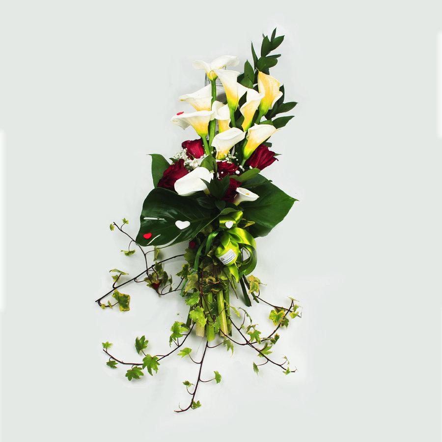 Bouquet di Calle a stelo lungo