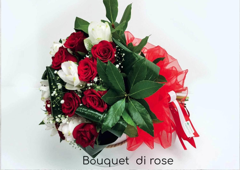 Bouquet Laurea Rose