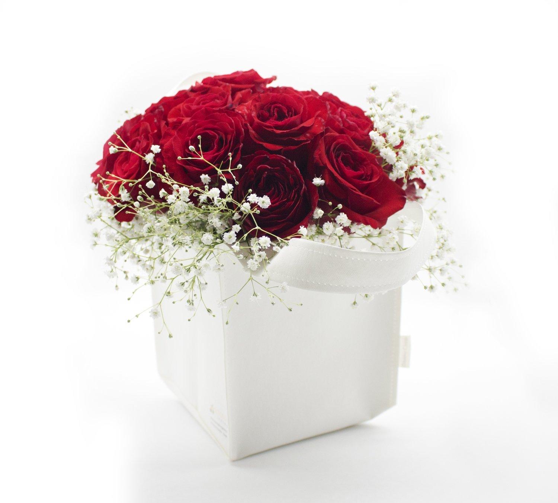 Elegant Flowery Bag