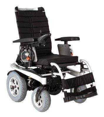 Кресло-коляска дорожная с электроприводом повышенной  комфортности и  проходимости      AIRIDE GO