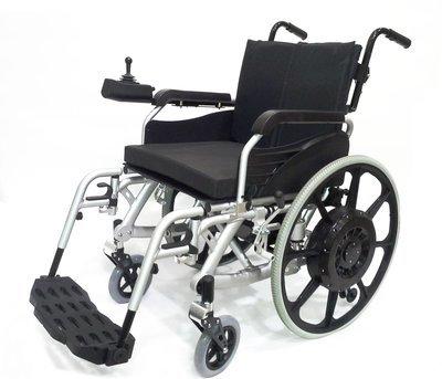 Кресло-коляска с электроприводом и ручным управлением для инвалидов   КАР  4.1.М