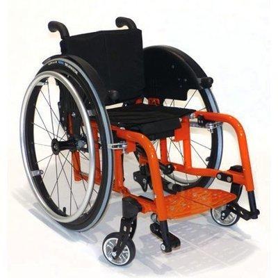 Складная активная детская коляска HOGGI FARO