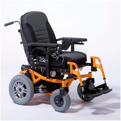 Кресло-коляска инвалидное с электроприводом Vermeiren Forest 3