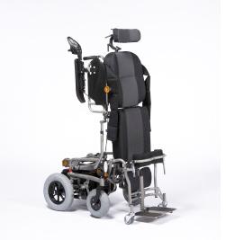 Кресло-коляска инвалидное Vermeiren с электроприводом Squod SU