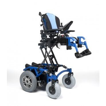 Кресло-коляска инвалидное с электроприводом Vermeiren Springer Kids