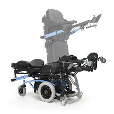 Кресло-коляска электрическая с вертикализатором Vermeiren Navix SU