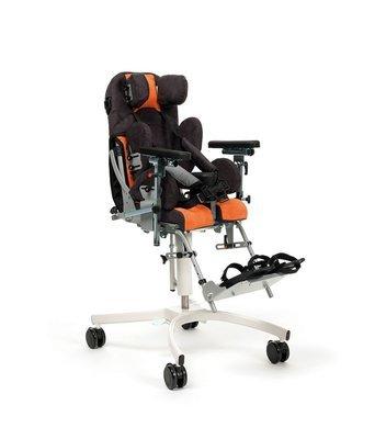 Кресло-коляска инвалидная Vermeiren Gemini 2 для детей с ДЦП на домашней раме