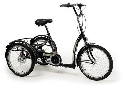 Реабилитационный ортопедический велосипед для инвалидов подростков с ДЦП Vermeiren Freedom