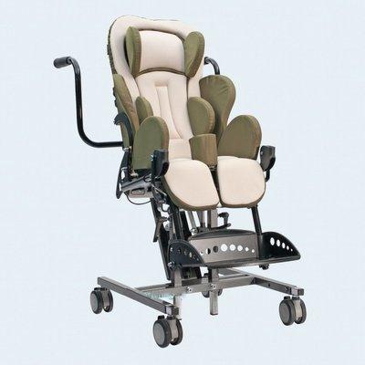 Кресло-коляска складная, детская,  комнатная ДЦП