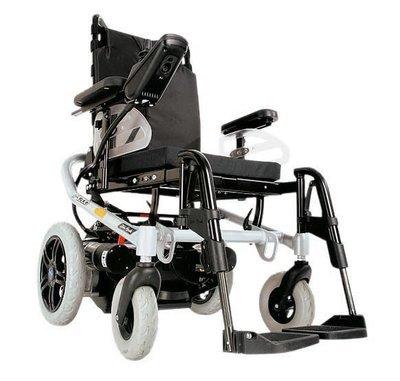 Инвалидная коляска с электроприводом A200. грузоподъемность до 100 кг.