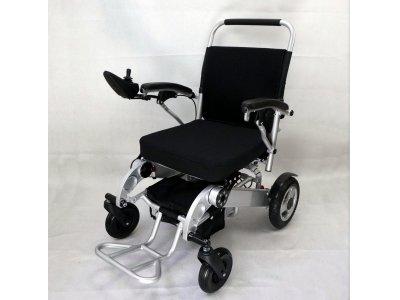 Электрическая складная коляска