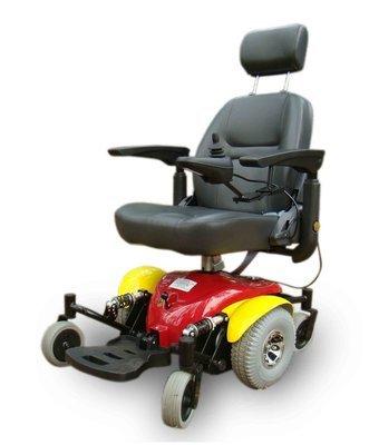 Кресло коляска с электроприводом МТ-С35 грузоподъемность 160 кг