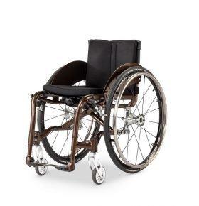 Кресло-коляска спортивного типа ZX1 MEDIUM  (40) см, ХИТ ПРОДАЖ !!!
