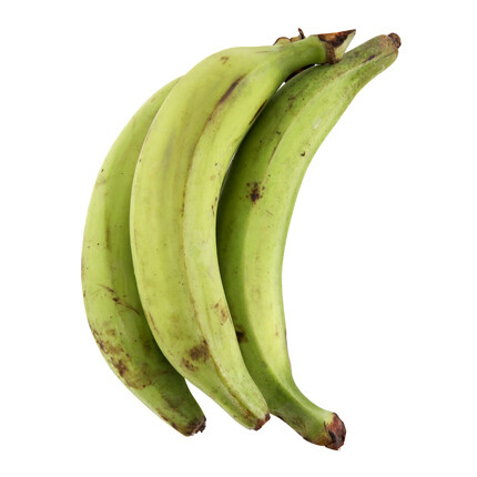 6 Plantains - Platanos - Bananes Plantains - Banana da terra (o)