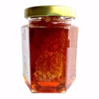 8 oz. Chunk Honey (Miel Líquida con Trozo de Panal) (o)