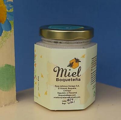 7.5oz Creamy Honey (Miel Batida)