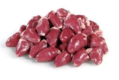 1 Lb Corazon de Pollo Congelado - Frozen Chicken Hearts - Coração de Frango - Coeur de Poulet (frhfaf)