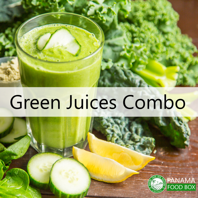 Smoothies Greens