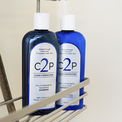 Clear 2 Perfection Shampoo & Conditioner set