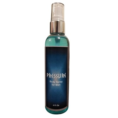 Pressure Men's Body Spray