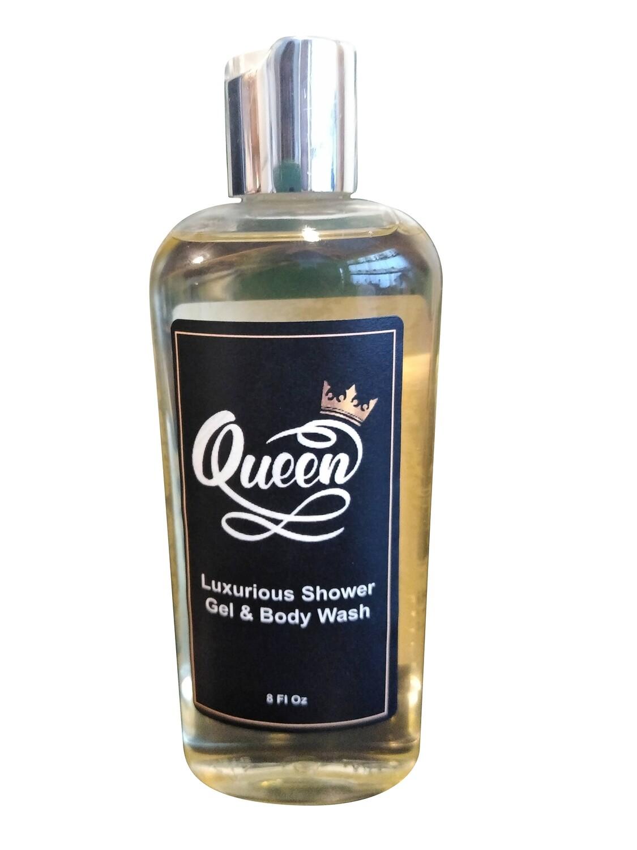Queen Shower Gel & Body Was