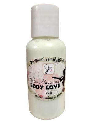 Ultra Moisturizing Body Love