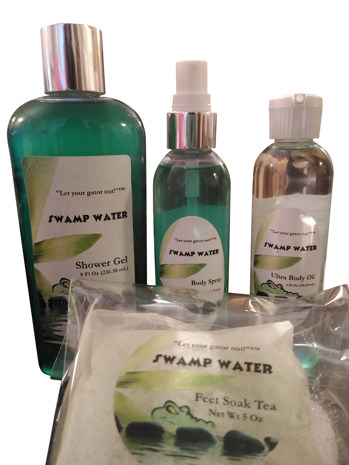 Swamp Water Bath & Body Set