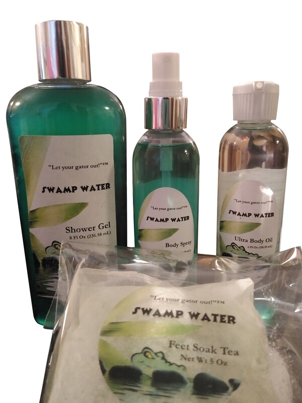 Swamp Water Bath & Body Set