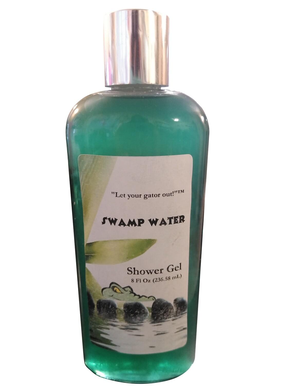 Swamp Water Shower Gel & Body Wash