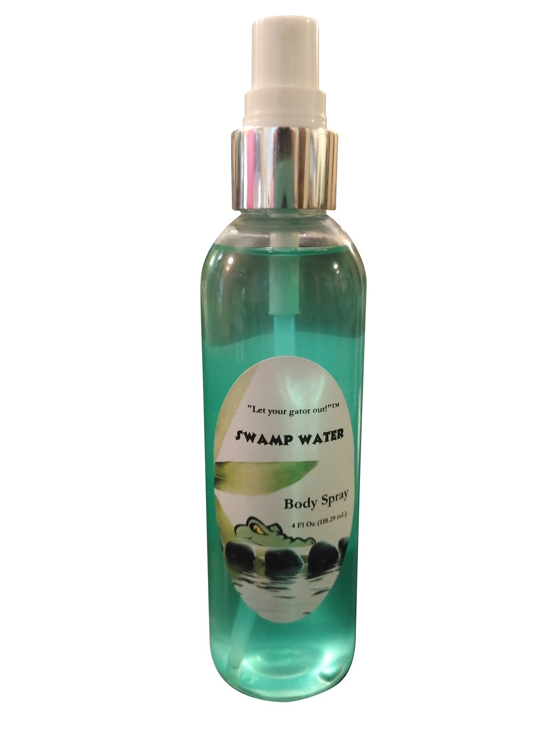 Swamp Water Body Spray
