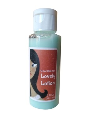Lovely Lotion (Cool Breeze)