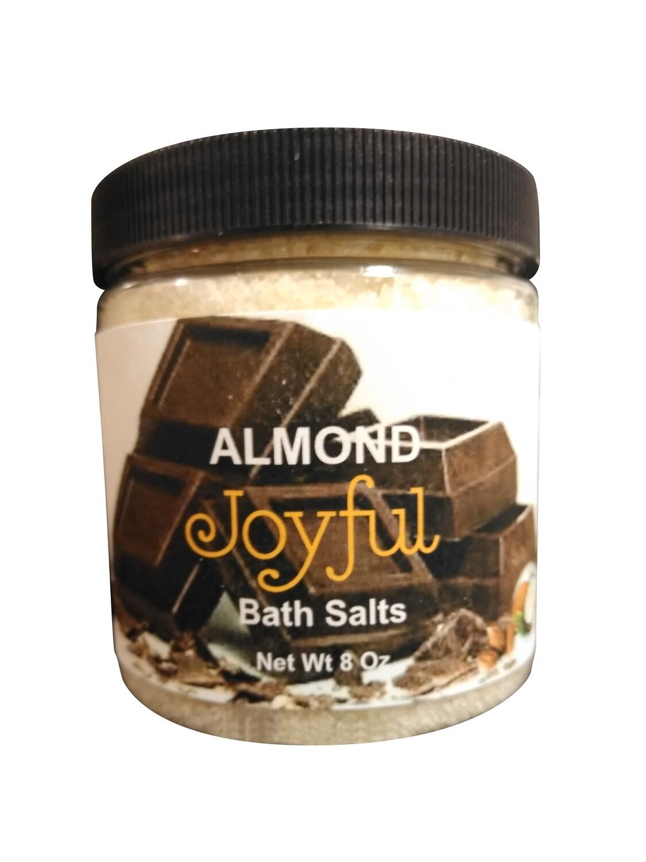 Almond Joyful Bath Salts