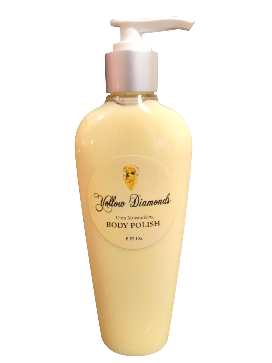 Yellow Diamonds Ultra Moisturizing Body Polish