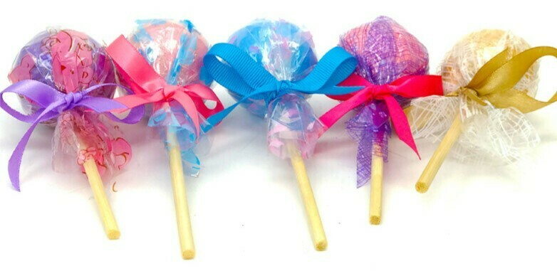 Lolly Pop Bath Bombs