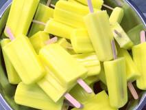 Soapsicle - Lemon Sorbet