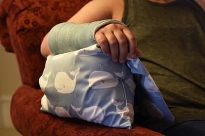 BIG CHAMP — Buckwheat Therapy Pillow