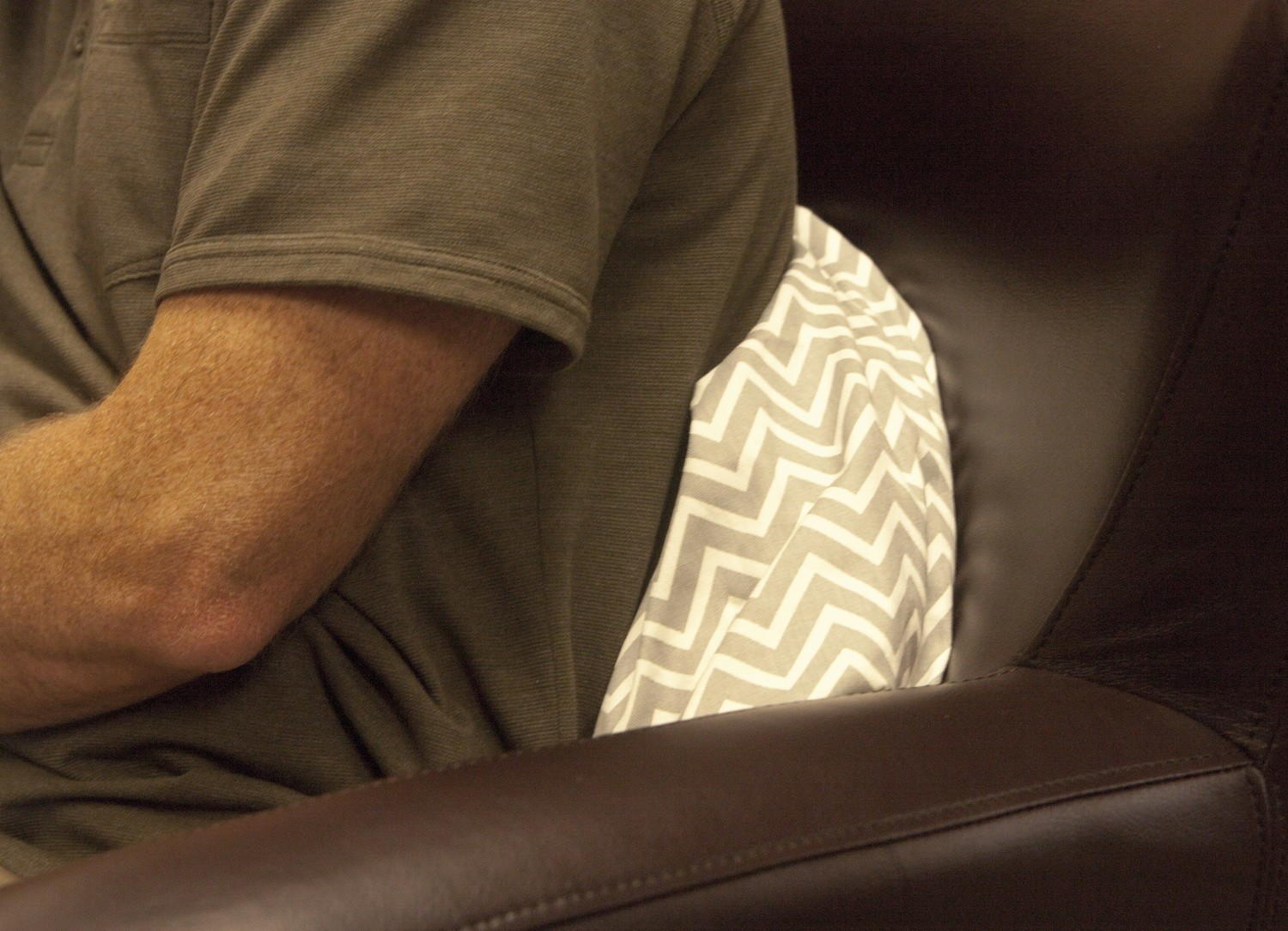 BOOKEND — Buckwheat Therapy Pillow for Neck and Back