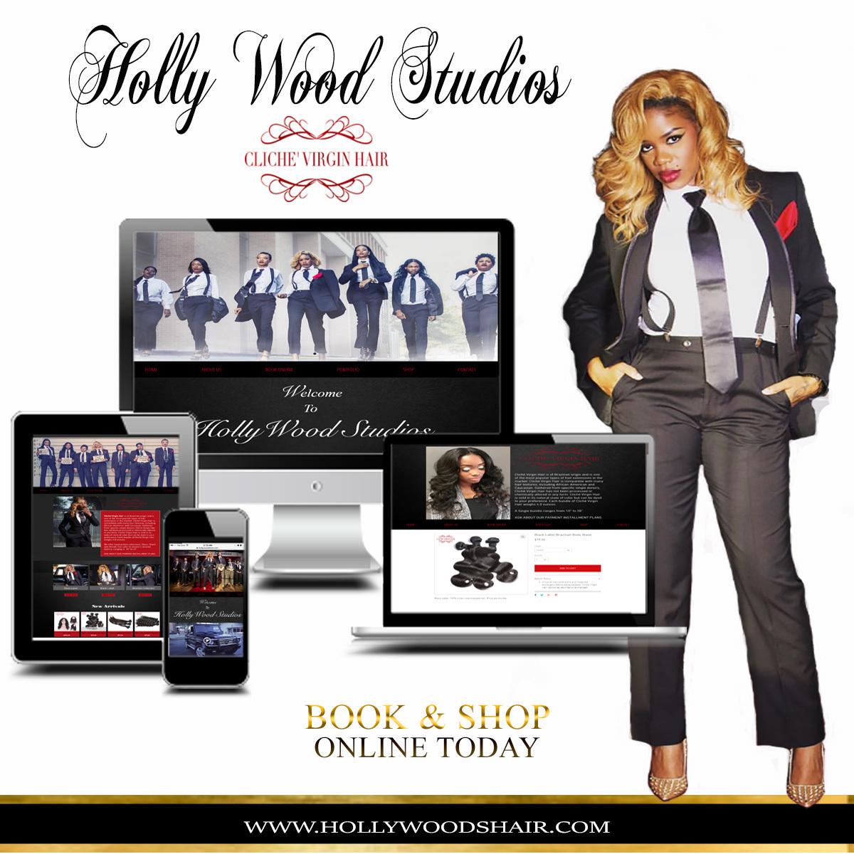 Custom Website Design+