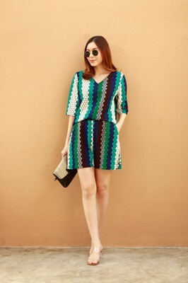 VOLYO TURQUOISE GREEN